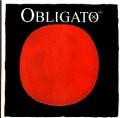 Obligato D Silver String for Violin