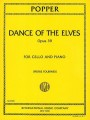 Popper, Dance of the Elves Op. 39 for Cello and Piano (IMC)