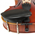 Wilfer Schmidt Ebony Violin Chinrest (Side position)