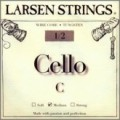 Larsen C 1/2 size Cello String- Medium