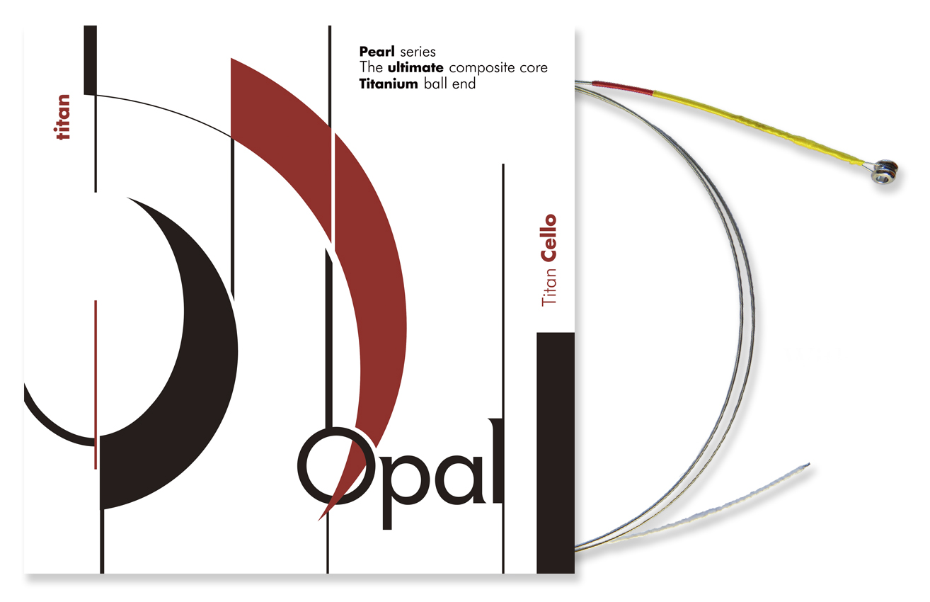 Opal Titan Cello String