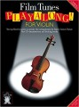 Playalong for Violin - Film Tunes - Grade 3-5