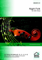 Sharp, Night Folk for String Orchestra (Level 2-2.5)