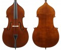 Gliga III 3/4 size French Style Double Bass  with Helicore Hybrid Strings