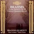 Brahms, Quintet No. 1 in F maj Op.88 (Kalmus)