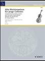 Alte Meisterweisen fur junge Cellisten (Schott)