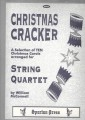 McConnell, Christmas Cracker for String Quaret