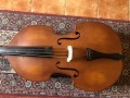 1/4 Size Second Hand Arco Double Bass (Repaired)