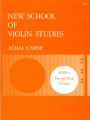 Carse, Violin School of Progressive Studies Book 4 (Steiner & Bell)