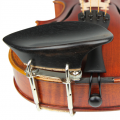 Wilfer Schmidt Violin Chin Rest Ebony Height Adjustable Side Position