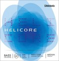 Helicore Orchestral Bass Strings Set