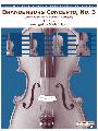 Brandenburg concerto No3 for String Orchestra Grade3 (Highland/Etling -Alfred)
