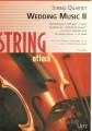 Wedding Music II for String Quartet