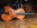 Italian Viola made under the guidance of Roberto Cavagnoli 2017