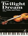 Putz, Twilight Dream for Violin and Piano (Schott)