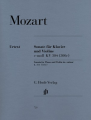 Mozart Sonata for Violin and Piano in e minor