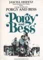 Selections from Porgy and Bess Transcribed by Heifetz for Violin