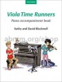 Viola Time Runners Piano accompaniment
