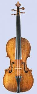 Amati Violin Front