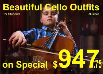 Arco Cello Special