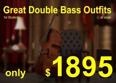 Arco Double Bass