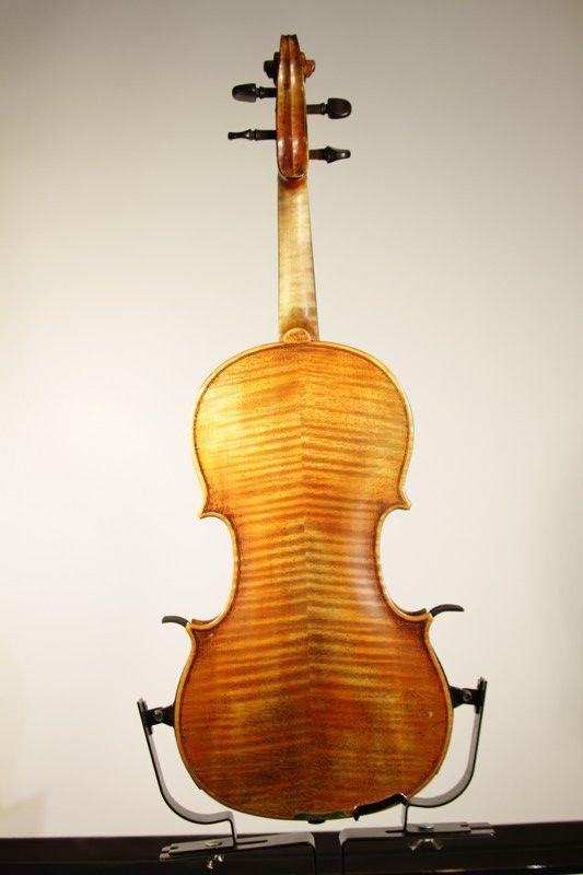 Hans Edler Violin Back