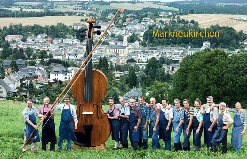 Markneukirchen Violin Making