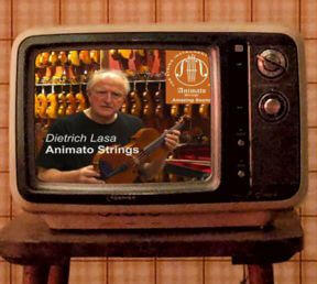 Animato Strings Violin Shop